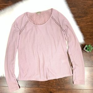 Lucky brand lace mixed thermal ⭐️